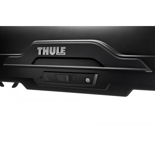 Cofre Thule Motion XT XL - 6298B -800- Limited Edition (negro mate)